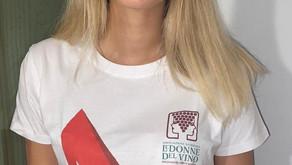 Giada Malagoli è la giovane testimonial del progetto delle DDV Emilia-Romagna - Scarpa Rossa.