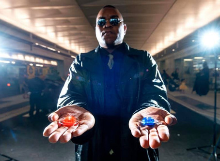 The Red Pill or the Blue One?