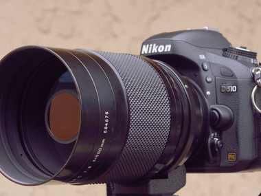 Reflex-Nikkor C 500mm f/8 Review