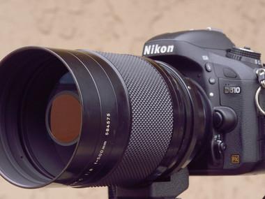 Reflex-Nikkor C 500mm f/8 Review