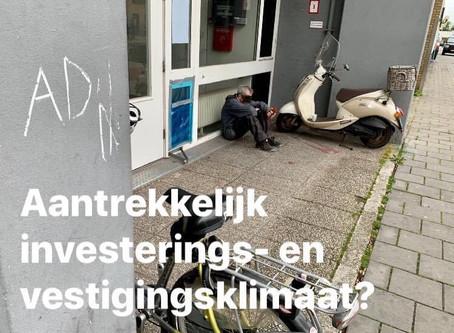 Steun de ondernemers op Haags bedrijfsterrein ZKD