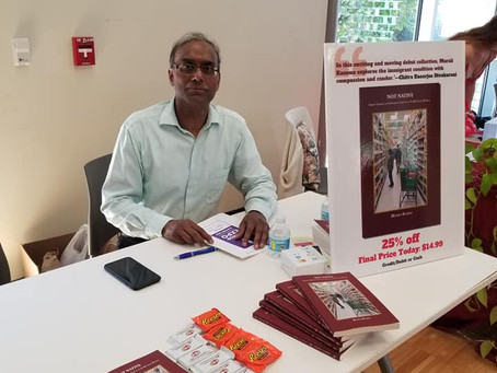 Author Expo at DeKalb Library