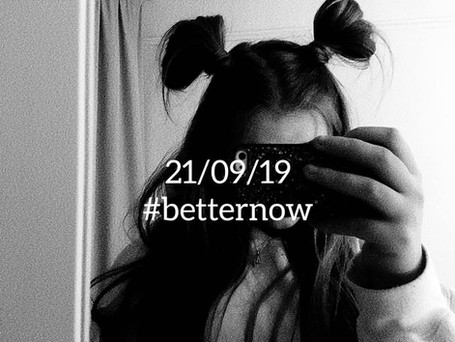 Unsigned Tune Reviews: Better Now