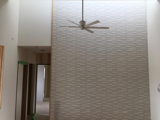 自然素材の壁紙