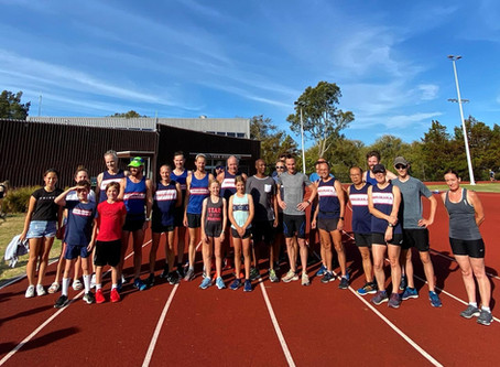 Running with a legend: The day Nick Willis came to training