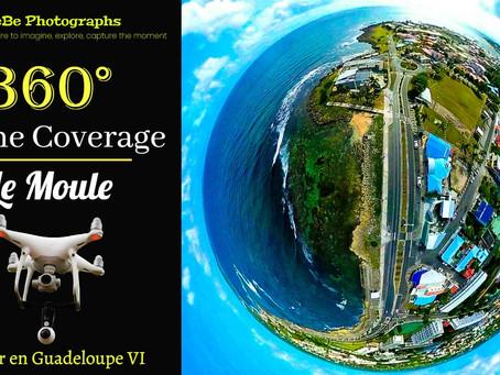 360° Drone Coverage | Le Moule, Guadeloupe