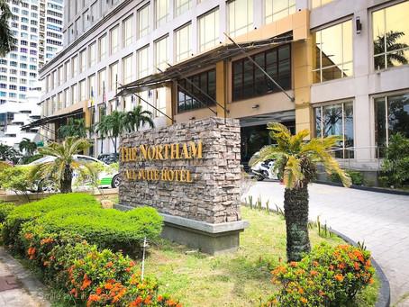 Hotel Northam All Suite w George Town na wyspie Penang Malezja