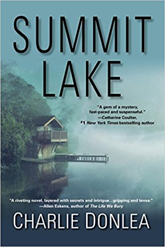Summit Lake, Charlie Donlea