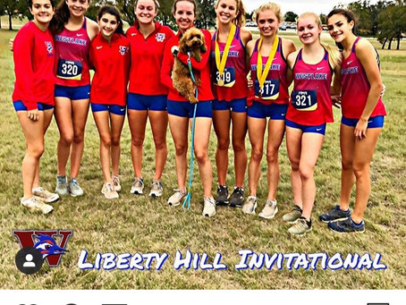 Lady Chap Country Silver at Liberty Hill