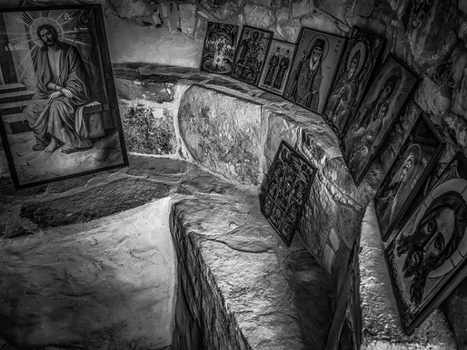 Inside the Domestic Church Part 7: The Icon Corner