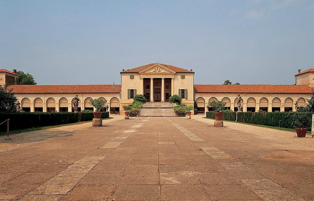 Villa Emo, Palladian architecture, Andrea palladio, gary paul, classical architecture, italian villa, classic farm house