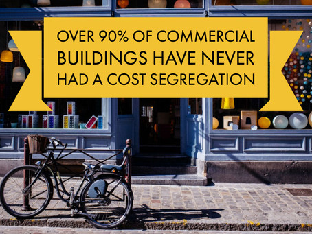 Commercial Property Owners: Increase Cash Flow with a Cost Segregation