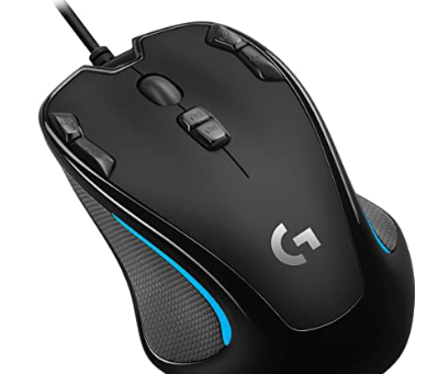 Review -Logitech G300s Optical Gaming Mouse (910-004347)