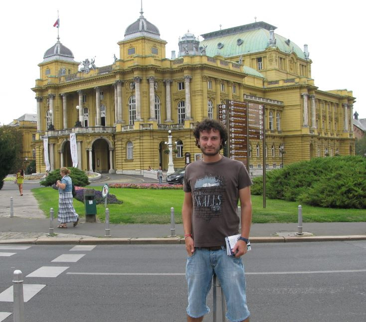 Teatro Nacional de Croacia