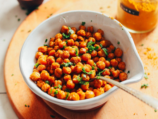 How to cook dried chickpeas!