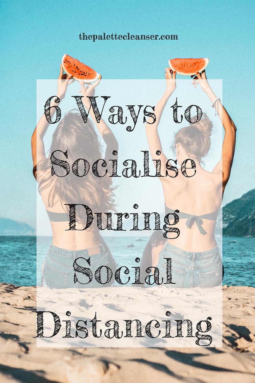 ways to socialise