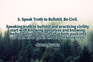Braving Public Discourse