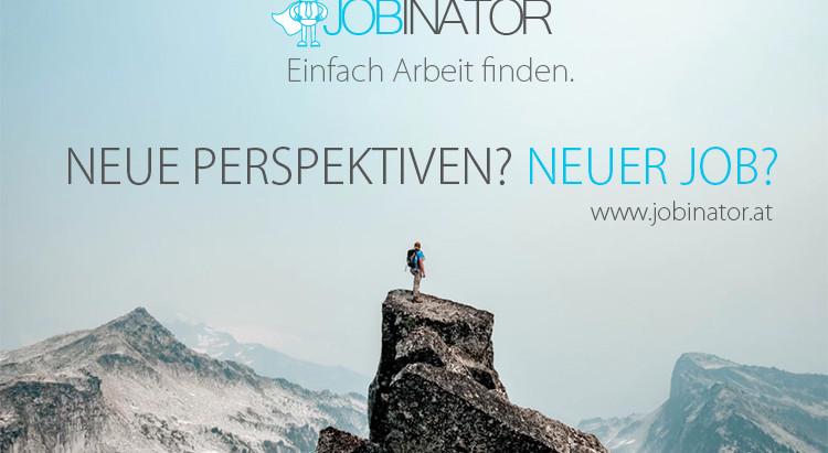Die neue ART ARBEIT zu finden und zu suchen:  www.jobinator.at