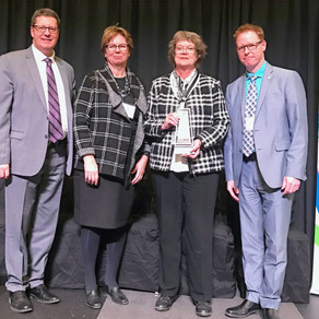 Leading Nutrition Expert and Authority on Vitamin D and Calcium Receives Achievement Award
