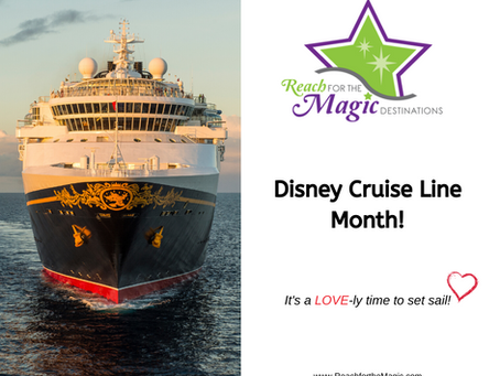 It's a LOVE-ly Time to Set Sail!