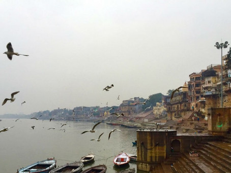 The City that Banaras Is