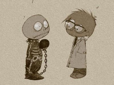 Halloween: КА`лечим Губренатора Фургула