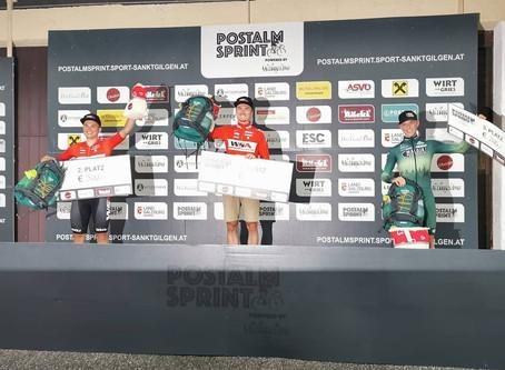 Doppelsieg zum Auftakt der Austrian Time Trial Series