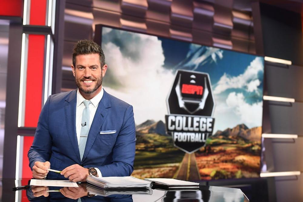 Jesse Palmer, College Football Analyst