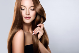 How to maintain healthy tresses during the festive season.