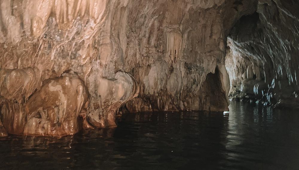 Natural Bridges Cavern