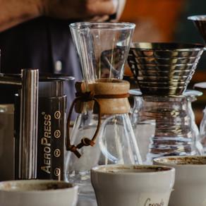 Jak připravit skvělou kávu v pohodlí domova - Část 2 - Příprava filtrací a louhováním