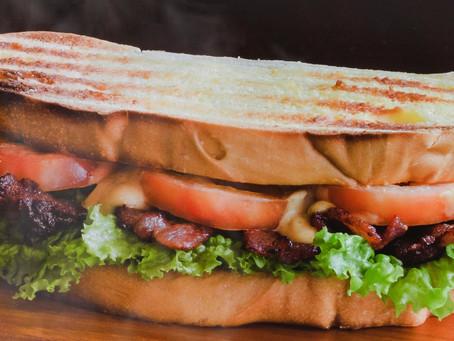 BLTN (Bacon, Lettuce, Tomato, & NOM!)