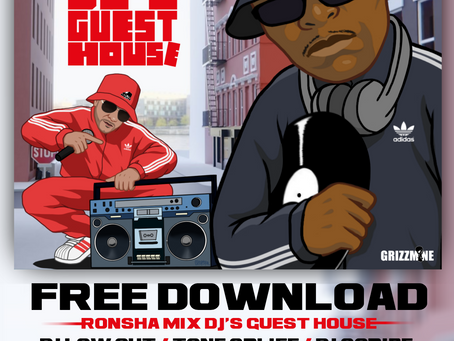 "Ronsha Mix ""DJs Guest House"""