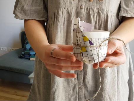 Papīra podiņi stādiem: kā pagatavot?