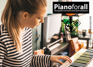 Piano for All Review - The New Way To Learn Piano & Keyboard