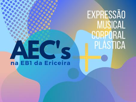 AEC's na EB1 da Ericeira