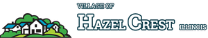 village of hazel crest logo
