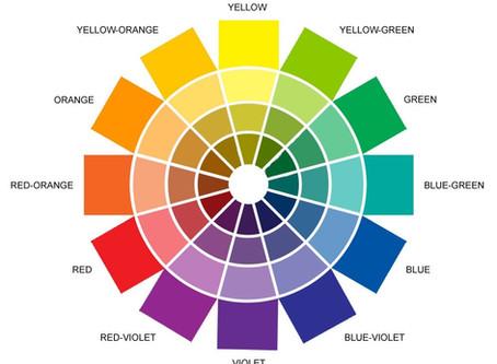Wie man einen guten Lebenslauf schreibt: Farbentheorie und Farbkreis (Teil 2)