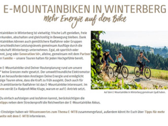 Rückblick: E-Motionen in Winterberg