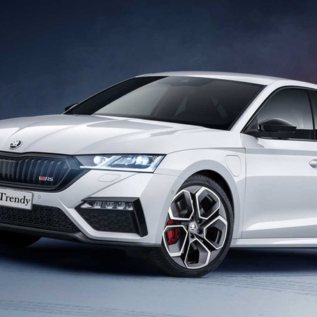 Skoda Octavia RS series to get a performance plug-in hybrid in its lineup for the first time in 2021