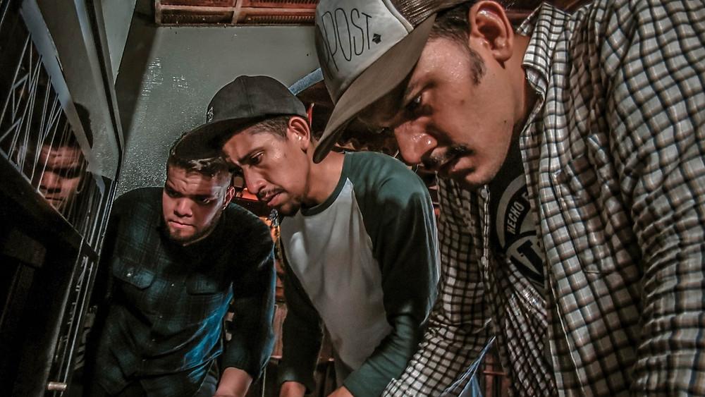 A banda de Punk Rock venezuelana, Pejerrey.
