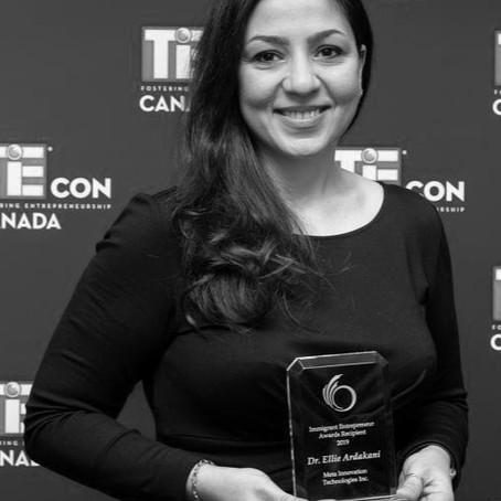 Ellie Ardakani, PhD, P.Geo.