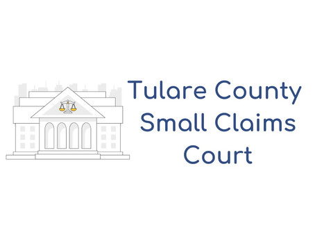 Tulare Small Claims