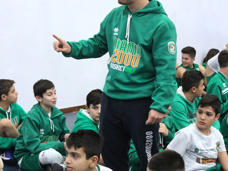 """Rubrica : """"Uno staff per amico""""... Istruttore Nicola Serra"""