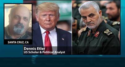 Dennis Etler: EUA causam estragos no Oriente Médio para atrapalhar aliança China-Rússia-Irã