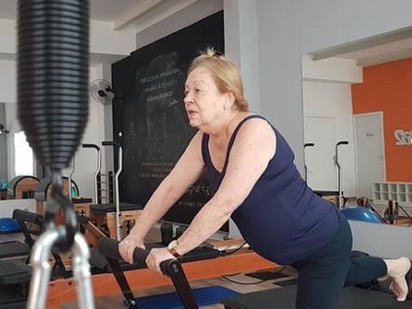 Os Efeitos do Método Pilates Aplicado à População Idosa