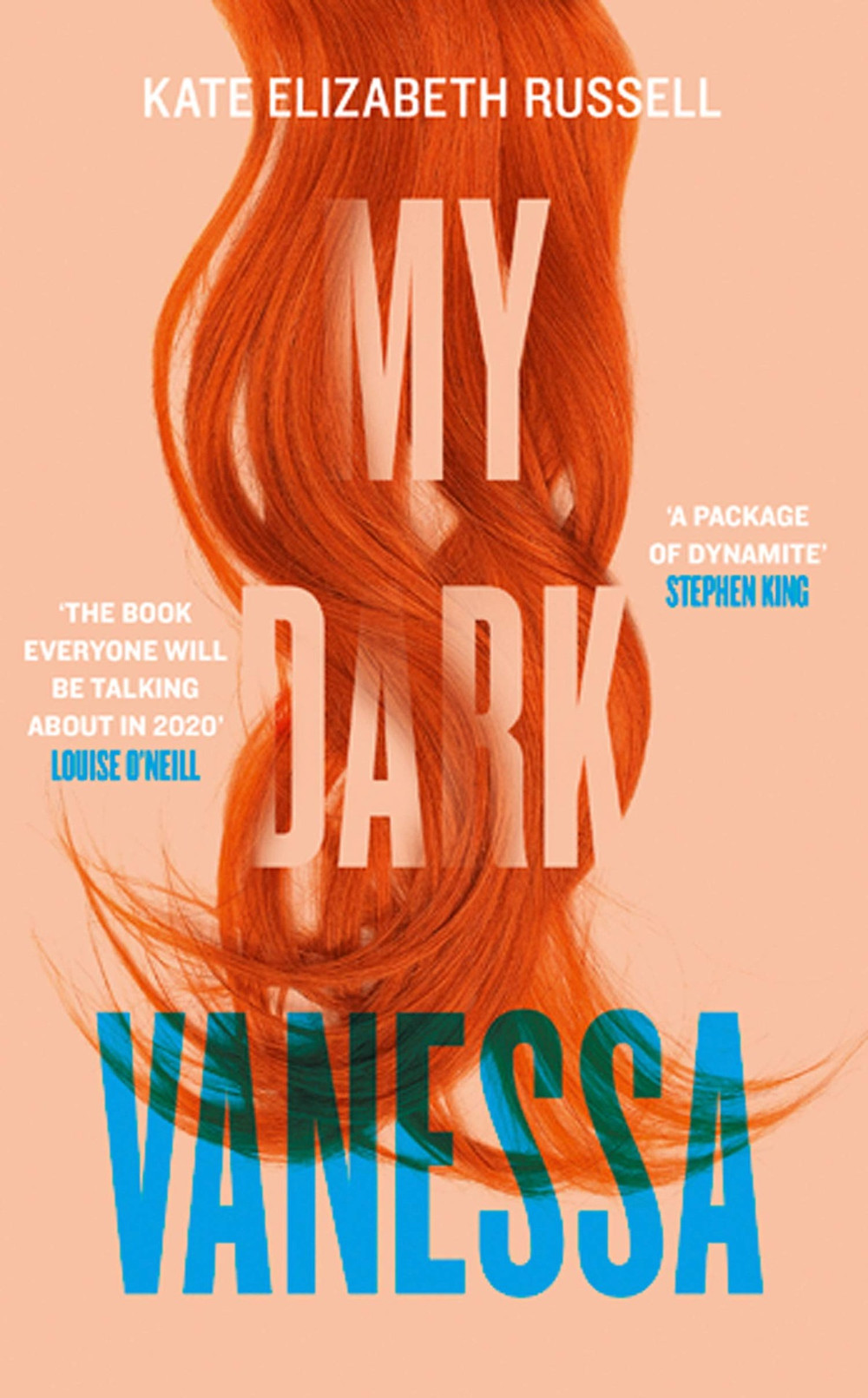 My Dark Vanessa by Kate Elizabeth Russell : the book slut book reviews