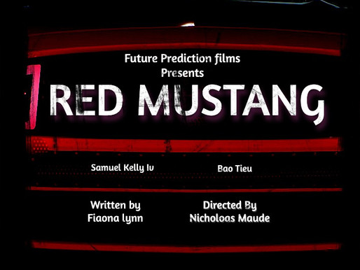 Red Mustang short film review