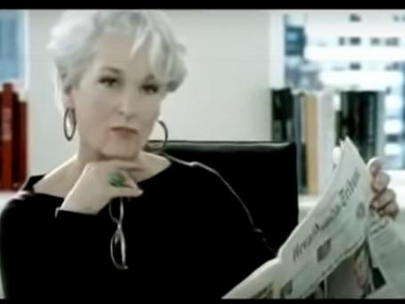 Le diable s'habille en Prada (film de 2006) de David Frankel