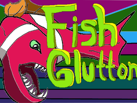 FIsh Glutton released on Microsoft Store